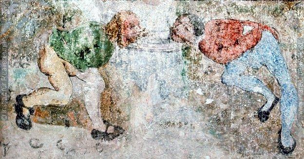 Photo Bäuerlicher Wettkampf Luderziehen Austriam 1525