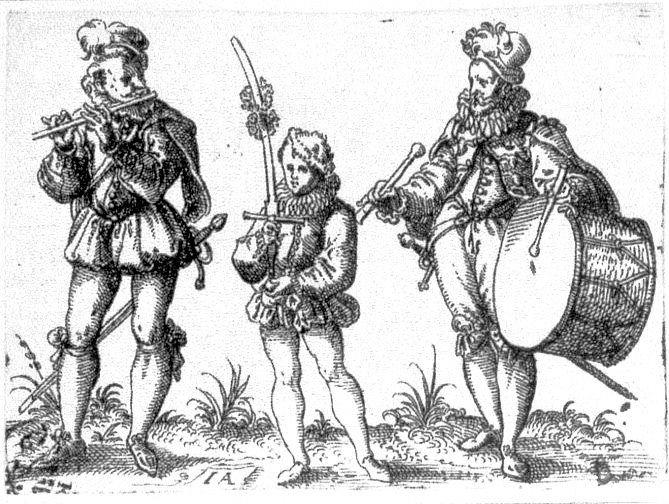 Photo Die Fechtenden, Jost Amman 1539-1591