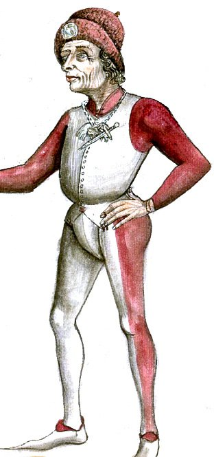 Photo Hans Talhofer from his 1459 manuscript Notice the