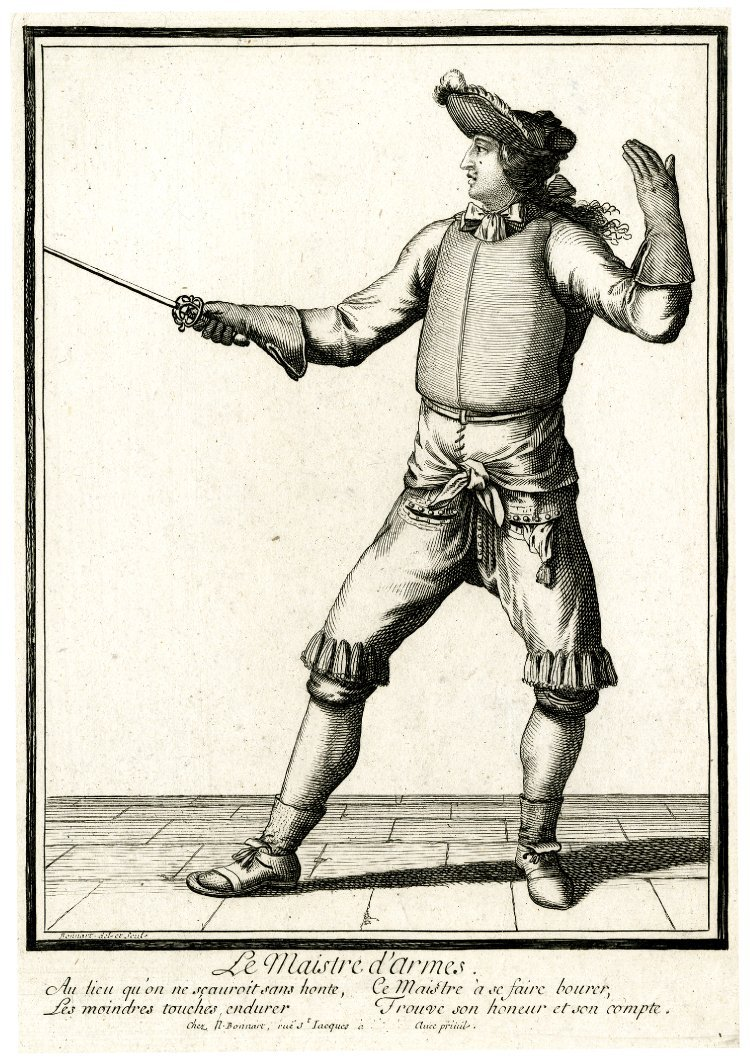 Photo Le Maistre d Armes 1652