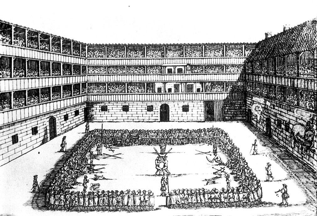 Photo Nürnberg Fechthaus 1651-1700