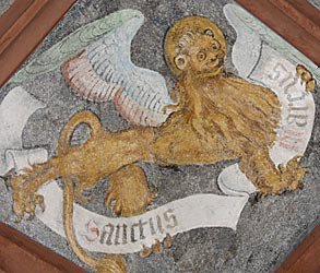 Photo The Lion of St Mark 1460