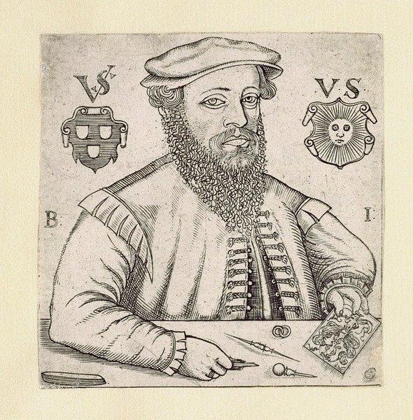 Photo Vergilius Solis 1526