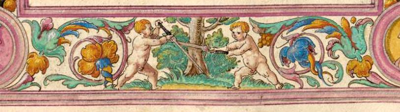 The Secret Fechtbuch of the Little Fuggers.