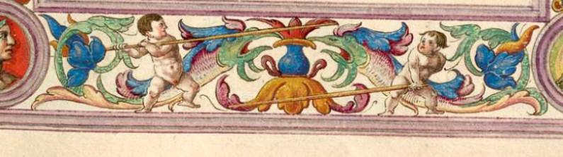 Das-Ehrenbuch-der-Fugger---BSB-Cgm-9460-pike-04-1545-1548 (The Secret Fechtbuch of the Little Fuggers.)