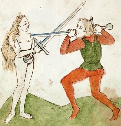 Fechtschwert or a blunt longsword?