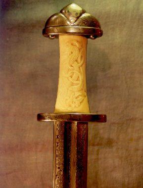 viking02 (Review: Lichtenauer steel longsword)
