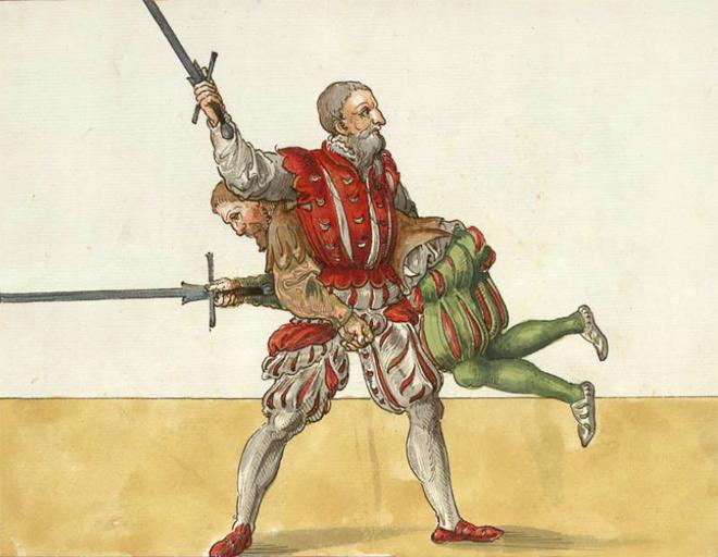 A journey through a technique: the Durchlauffen
