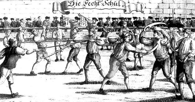 Art of Control (Fechtschule Manifesto) Part 1