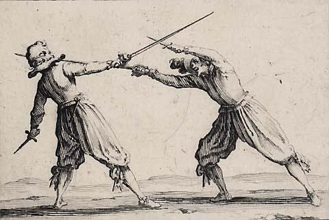 Sword & Dagger