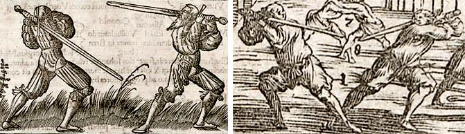 Zornhut depicted in Münster's Cosmographia and Comenius' Orbus Pictus