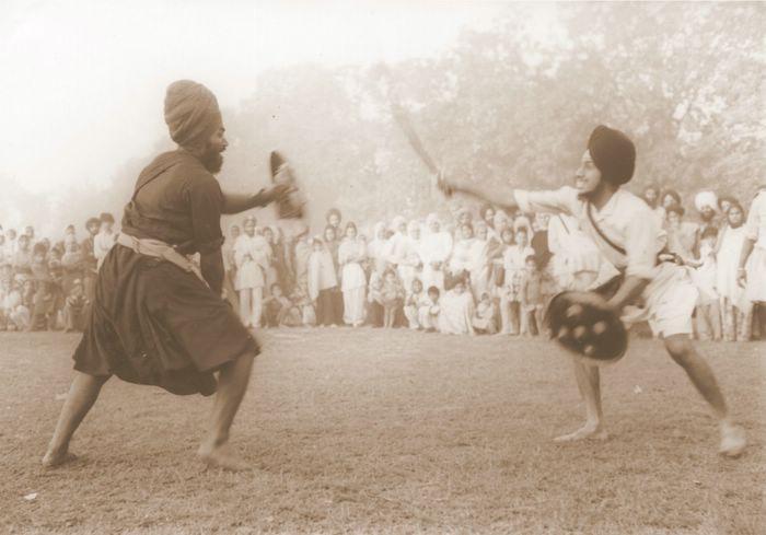 Gatka fight