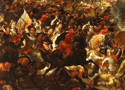 Battle Under Viena 1683 (Pauwel Casteels) 1683