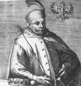 Stefan Batory King of Poland