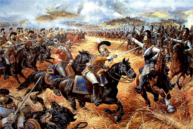 Napoleonic Flame-War 'Cut vs Thrust'