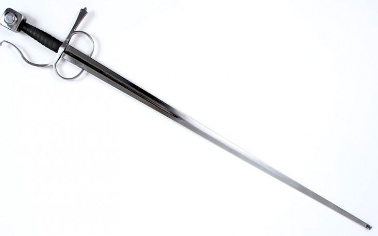 Bolognese style sword