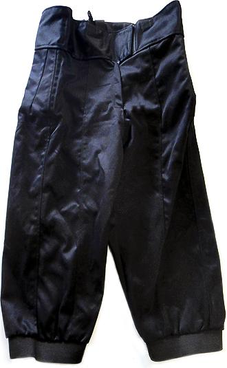 Absolute Force HEMA Black Pants