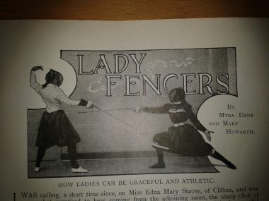 2013-05-01 14.24.49 (Lady Fencers – transcript of an article in The Harmsworth Magazine, issue July 1899)