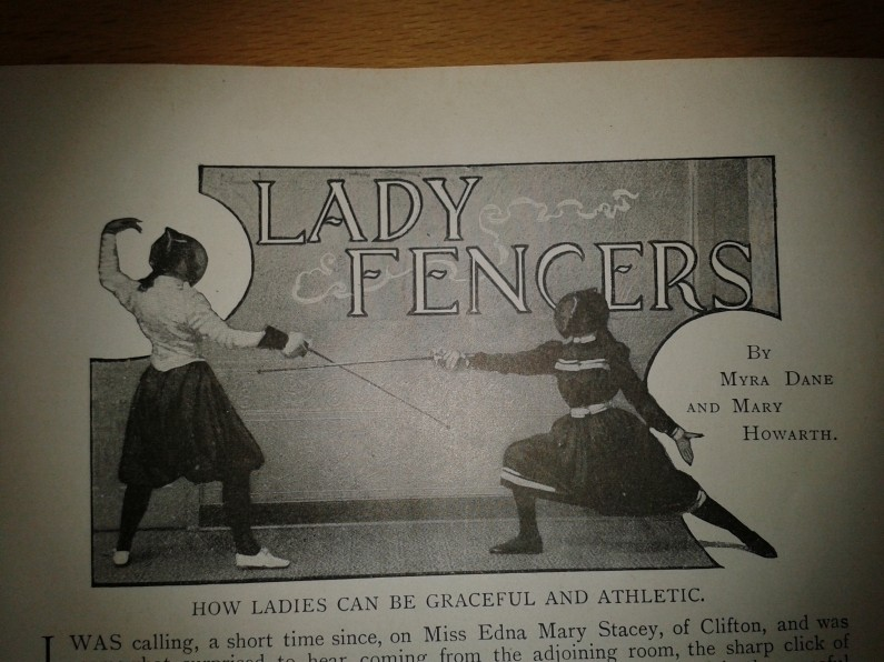 2013-05-01 14.24.49 (Lady Fencers - transcript of an article in The Harmsworth Magazine, issue July 1899)
