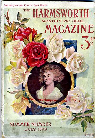 Lady Fencers – transcript of an article in The Harmsworth Magazine, issue July 1899