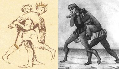 11 (15th and 16th century Italian wrestling analogies)