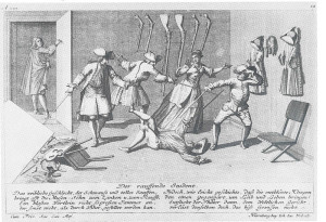 Students fighting 1725