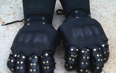 Review: Black Lance 5-finger HEMA Gloves