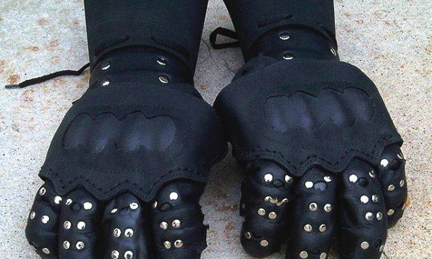 Review: Black Lance 5-finger HEMA Gloves