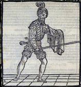 Achille Marozzo Sword & Cape