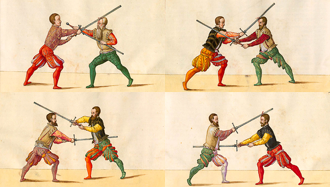 The Onion - Basics of European Longsword: Part 5