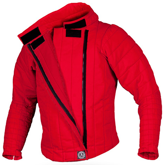 Review: SPES HEMA Jacket – Axel P model
