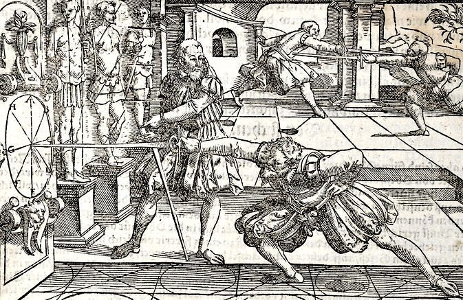 From Meyer's 1570 treatise
