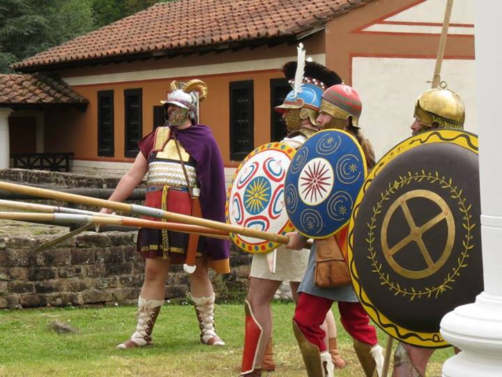 Macedonian phalanx.Hetairoi – A Living History Project