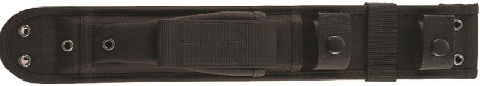 The cordura sheath