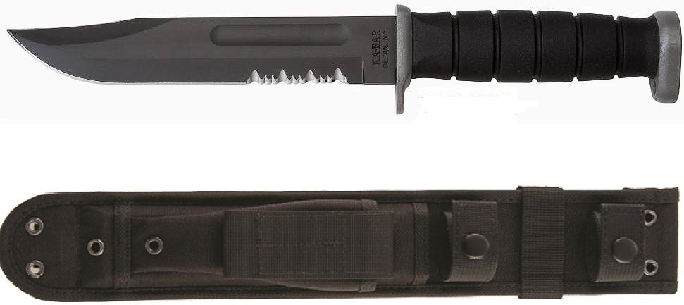 Review: KA-BAR D2 Extreme Fighting/Utility Knife