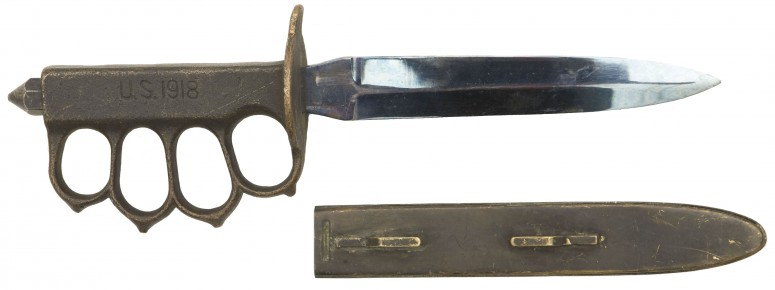 WW1_1918_Trench Knife
