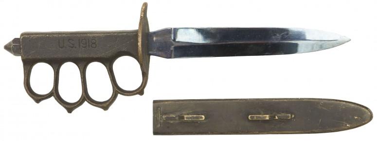 WW1_1918_Trench Knife