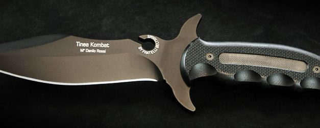 Review: Tinea Kombat Knife