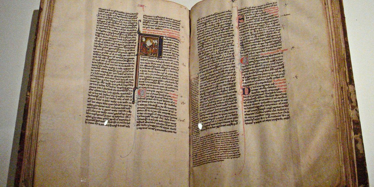 Resources on Medieval Literacy, Part I