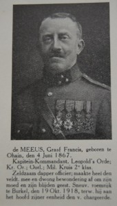 Francis de Meeus Source: Maldegem City Archive