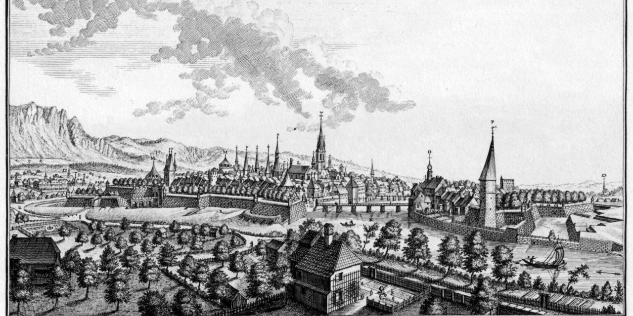 Fechtordnung of the City of Solothurn