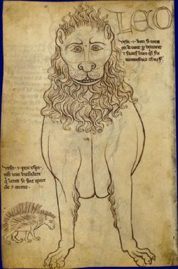 lion14 (Resources on Medieval Literacy, Part II)