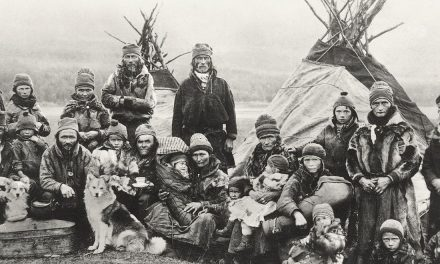 Skalastet – Sami quarterstaff & spear fighting tradition in Northern Sweden