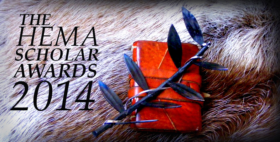 Announcement: The HEMA Scholar Awardees of 2014!
