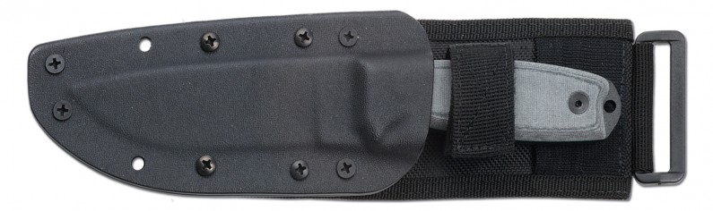 ESEE-4-in-sheath-with-molle-back (Review: ESEE-4, ESEE-5 & ESEE-6 knives)
