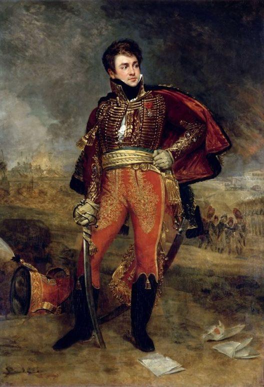 General François Fournier-Sarlovèze, by Antoine-Jean Gros, (1812, Musée du Louvre, France)
