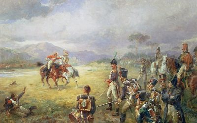 The use of the saber in the army of Napoleon: Part III