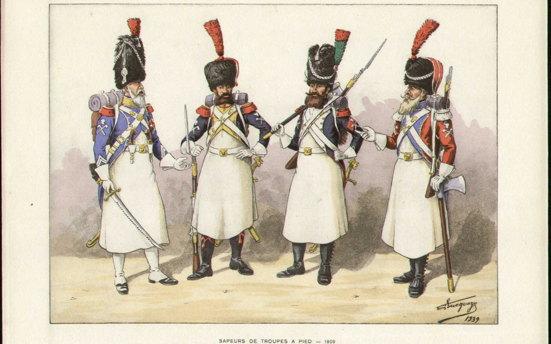 The use of the saber in the army of Napoleon: Part II