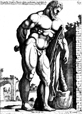 Hercules (Hack & Slash in the Age of Reason: Italian Rapier Against Multiple Opponents)