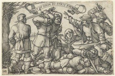 Peasant Brawl